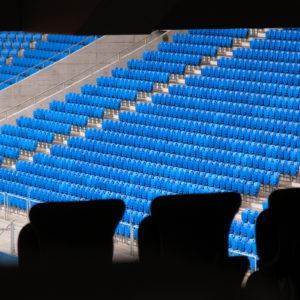 Stadium from Bleachers II