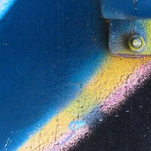Spray Paint Street Art