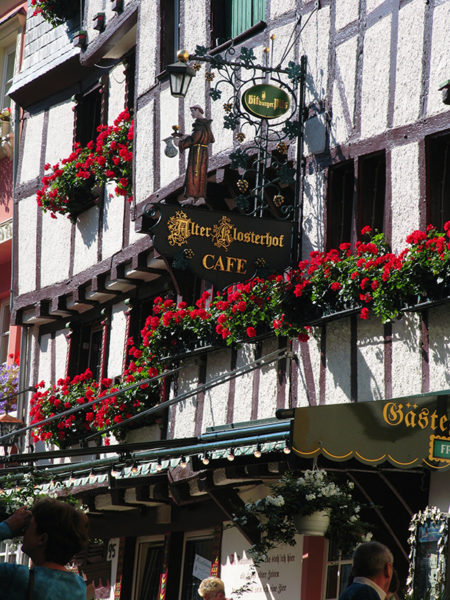 Cafe Alter Klosterhof