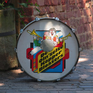 Olnzelse Kopperbloazer Drum