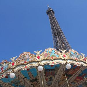 Carrousel by Eiffel Tower II