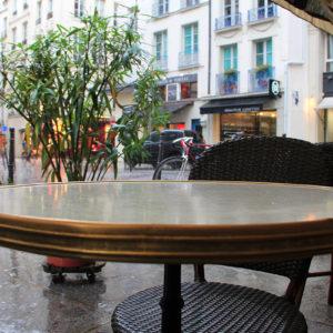 Quaint Bistro Table