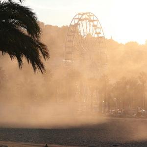 Beach Ferris Wheel II
